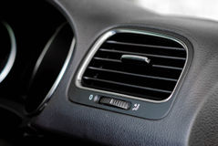 Вентиляционное отверстие автомобиля Стоковая Фотография
