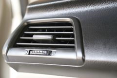 Вентиляционное отверстие автомобиля Стоковое Изображение