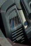 Вентиляционное отверстие автомобиля стоковые фотографии rf