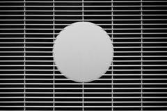 Вентиляционное отверстие, гриль воздуха Стоковое Изображение RF