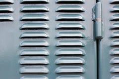 Вентиляционное отверстие дизеля locomative стоковая фотография rf