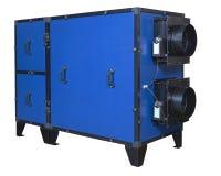 Вентиляционное устройство для крытых бассейнов, внешний взгляд Стоковая Фотография RF