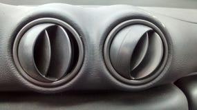 Вентиляционные отверстия автомобиля Стоковые Фото