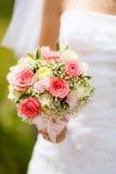 венчание букета Стоковая Фотография
