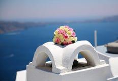 венчание букета bridal Стоковое Изображение RF