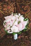 венчание букета bridal стоковые фотографии rf