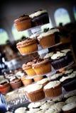 венчание ванили пирожнй шоколада Стоковая Фотография RF