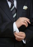 венчание времени Стоковые Изображения RF