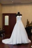 венчание заказа части платья Стоковое Изображение RF