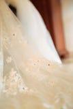 венчание заказа части платья Стоковые Изображения RF