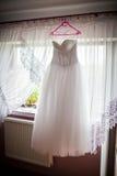 венчание заказа части платья Стоковые Фотографии RF