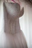 венчание заказа части платья Стоковое Изображение