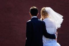 Венчание и солнечний свет Стоковые Изображения RF