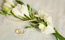 венчание карточки Стоковое Изображение