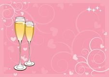 венчание карточки Стоковое Фото
