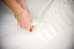 венчание корсета Стоковая Фотография RF
