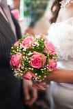 венчание невесты букета Стоковое Изображение