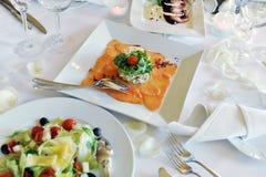 венчание обеда стоковые изображения