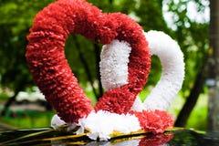 венчание орнамента автомобиля Стоковое Фото