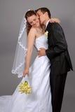 венчание пар Стоковые Изображения RF
