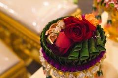 венчание пинка цветка элегантности украшения предпосылки романтичное Стоковое фото RF
