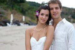 Венчание пляжа Стоковые Фото