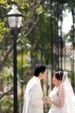 венчание портрета Стоковая Фотография