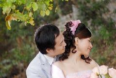 венчание портрета Стоковые Изображения