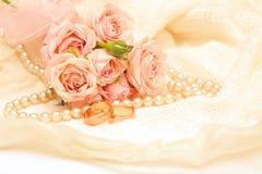 венчание предпосылки Стоковые Изображения RF