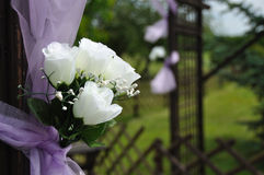 венчание приема обзора Стоковые Фотографии RF