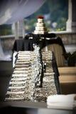 венчание приема Стоковые Фотографии RF