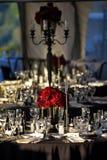 венчание приема Стоковое фото RF