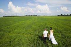 венчание прогулки Стоковая Фотография RF