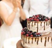 венчание 8 расстегаев Стоковые Изображения