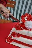 венчание 8 расстегаев Стоковая Фотография RF