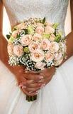 венчание сбора винограда дня пар одежды счастливое стоковое фото