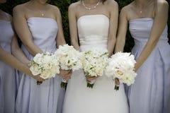 венчание сбора винограда дня пар одежды счастливое Стоковые Изображения