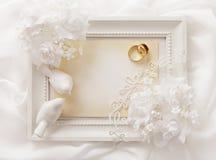 венчание сети шаблона страницы приветствию карточки предпосылки всеобщее Стоковое Фото