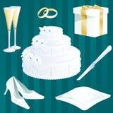 венчание собрания Стоковая Фотография RF