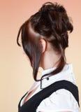 венчание стиля причёсок Стоковые Фотографии RF