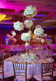 венчание таблицы Стоковое Фото