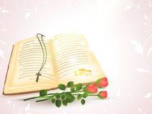 венчание темы Стоковая Фотография RF