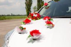 венчание тесемки приглашения цветка элегантности детали украшения предпосылки Стоковые Фото