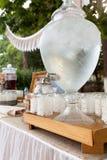 венчание тесемки приглашения цветка элегантности детали украшения предпосылки Стоковое фото RF