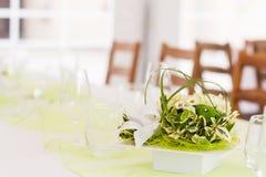 венчание тесемки приглашения цветка элегантности детали украшения предпосылки Стоковые Изображения