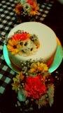 венчание торта малое Стоковые Изображения RF