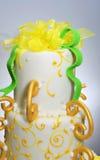 венчание торта Стоковое фото RF