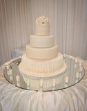 венчание торта Стоковая Фотография RF