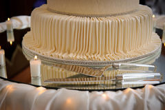 венчание торта Стоковые Фотографии RF