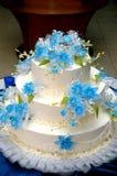 венчание торта Стоковое Фото